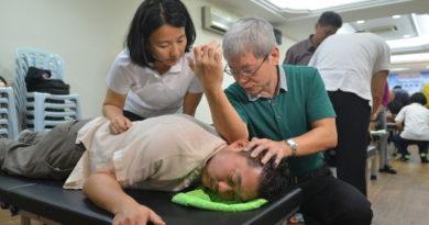 马来西亚张钊汉原始点推广中心 – 2020年2月(第28期) 原始点医学基础概念及手法班课程