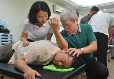 马来西亚张钊汉原始点推广中心 – 2019年6月(第26期) 原始点医学基础概念及手法班课程