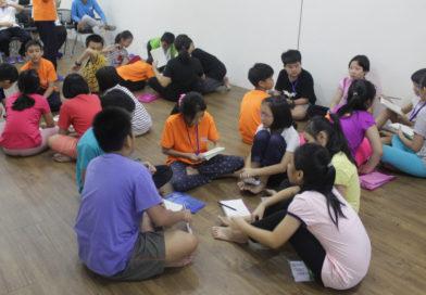 马来西亚张钊汉原始点推广中心 – 第一届原始点儿童一日学习营活动纪实
